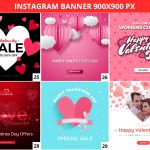 Graphicriver 30 valentines day instagram promotion banners psd-www.instagram-store (4)
