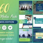 BUSINESS SOCIAL MEDIA PACK